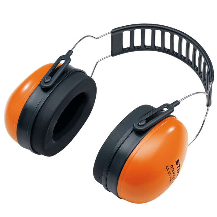 Concept 28 Ear Protectors Robust Metal Frame