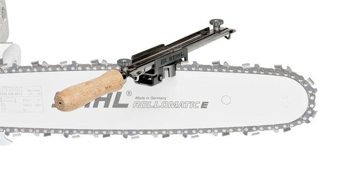 chain sharpening guide ff1 stihl file holder guide. Black Bedroom Furniture Sets. Home Design Ideas