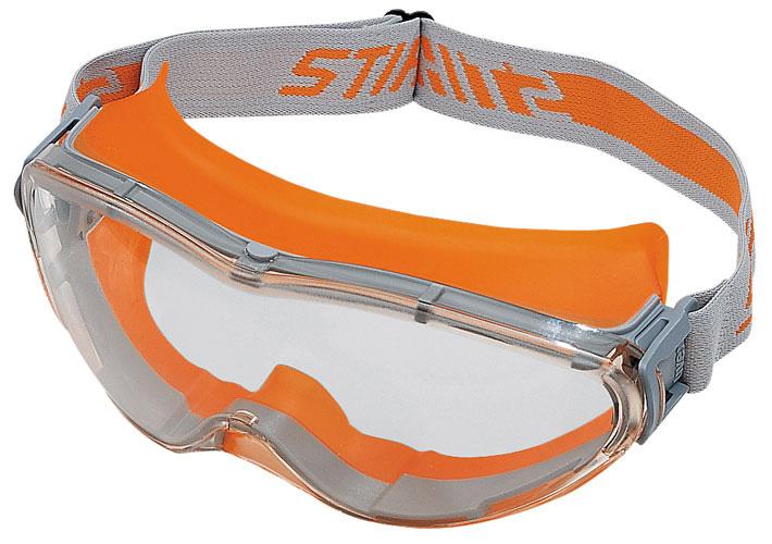 ultrasonic goggles clear schutzbrille f r brillentr ger. Black Bedroom Furniture Sets. Home Design Ideas