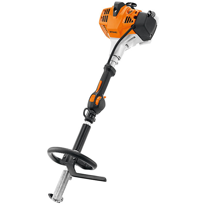 Km 94 rc e light weight kombiengine with stihl ecospeed for Debroussailleuse multifonction 4 en 1 stihl