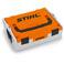Batterikasse til 2 STIHL batterier og en lader