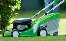 Het gamma VIKING grasmaaiers