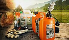 Висококачествени гориво-смазочни материали STIHL