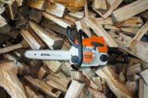 Lavorare il legno con le motoseghe STIHL