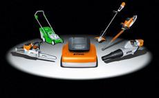 1 batterij - zoveel machines