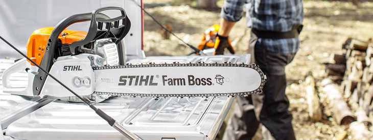 STIHL Chainsaw - Buy Better with STIHL