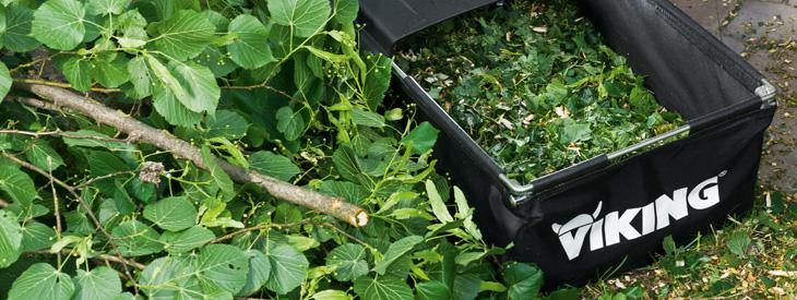 VIKING  Biotrituratori da giardino