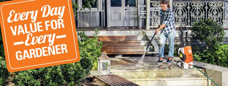 STIHL High Pressure Cleaners and Vacuum Cleaners