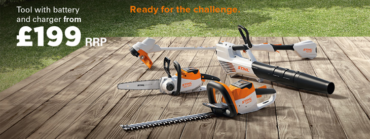 COMPACT Cordless Power System