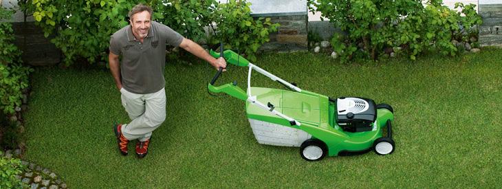 Rasaerba VIKING, gli specialisti per il vostro giardino.