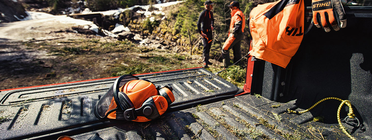 Equipement de protection STIHL