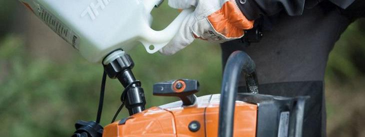 Combustibles, lubricantes y accesorios