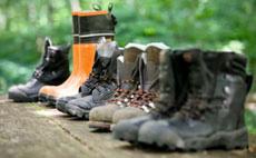 Bottes et chaussures