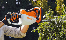 COMPACT cordless power system hedge trimmers