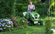 Zahradní traktory VIKING