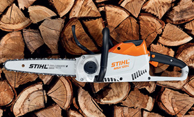 Compact Battery Chainsaw