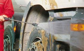 Accessoires pour nettoyeurs haute pression RE 271 - RE 362