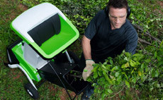 Biotrituratori con motore a benzina