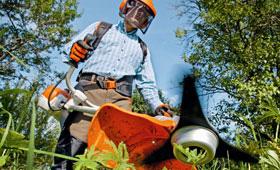 Toebehoren voor kantenmaaiers en bosmaaiers