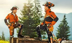 Waldarbeitskleidung ADVANCE X-TREEm