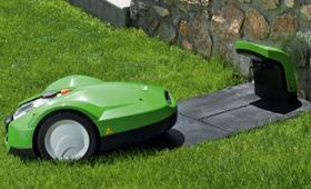 Robot Tosaerba - i-Mow