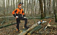 Vêtements forestiers : Ligne ECONOMY PLUS