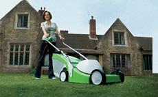Maşini electrice de tuns iarba pentru suprafete mici si medii