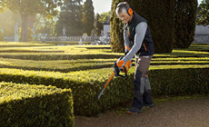 Les taille-haies STIHL