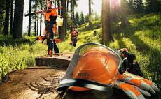 Équipements de travail et de sécurité