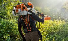 Mantenimiento eficaz de bosques y paisajes