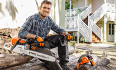 STIHL Chain Saw Protection