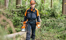 STIHL HIFLEX: Forestry work clothing