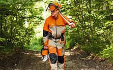 Vêtements forestiers : Ligne DYNAMIC VENT