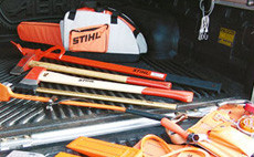 Accessories of drilling devices