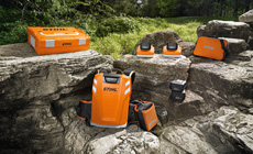 Accessories for cordless tools