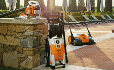 STIHL cleaning systems