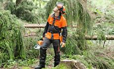 Костюм для лесохозяйственных работ ADVANCE