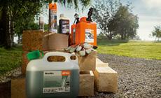 Ympäristöystävälliset poltto- ja voiteluaineet lisätarvikkeineen