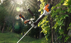 STIHL brushcutters and clearing saws