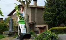 Zahradní elektrické drtiče/štěpkovače VIKING