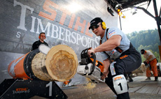Merchandise and TIMBERSPORTS Collection