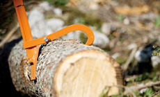 森林作業・丸太伐採作業用品