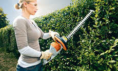 STIHL Electric Hedge Trimmers