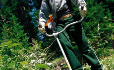 Grass Trimmers, Brushcutters and Clearing Saws