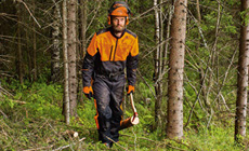 Indumenti forestali STIHL
