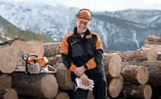 Vêtements forestiers : Ligne EXPERT