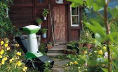 Zahradní benzinové drtiče/štěpkovače VIKING