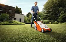 STIHL cordless Lawnmowers