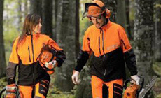 STIHL X-FIT: Versatile arborist chainsaw clothing