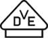 Le logo VDE prouve la conformité des produits électrotechniques.